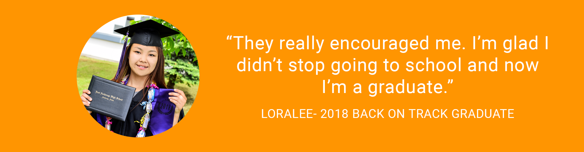 LORALEE QUOTE